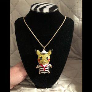Pikachu Pendant Necklace